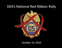 2016 Red Ribbon Week Rally screenshot