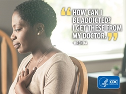 Brenda - CDC Prescription Awareness