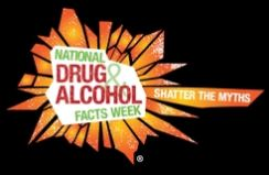 National Drug & Alcohol Facts Week logo