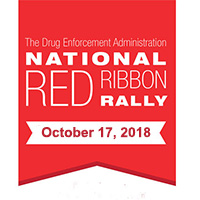 2018 Red Ribbon Rally graphic
