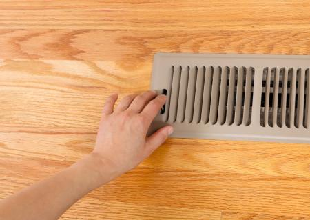 Heating vent