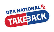 DEA Take-Back Day graphic