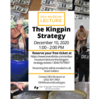 DEA Museum Lecture: The Kingpin Strategy